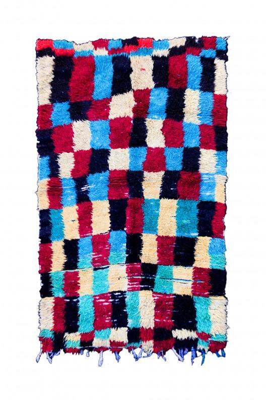 Tappeto Berbero Azilal - 204X125 cm - 80.3148X49.2125 in