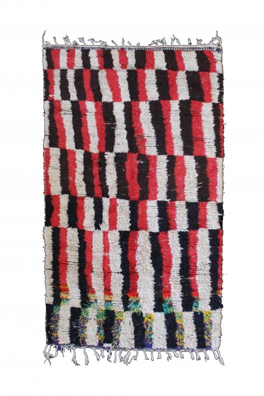Tappeto Berbero Azilal - 230x140 cm - 90.551X55.118 in
