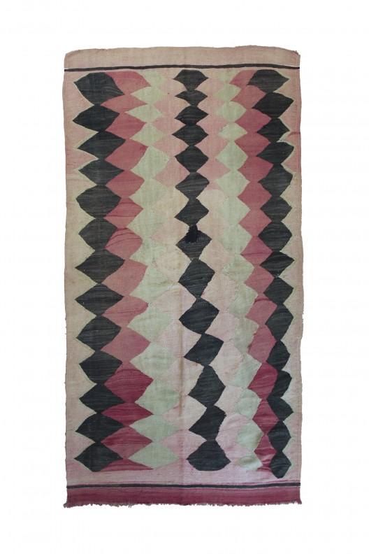 Tappeto Berbero Kilim - 300x175 cm - 175X118.11 in