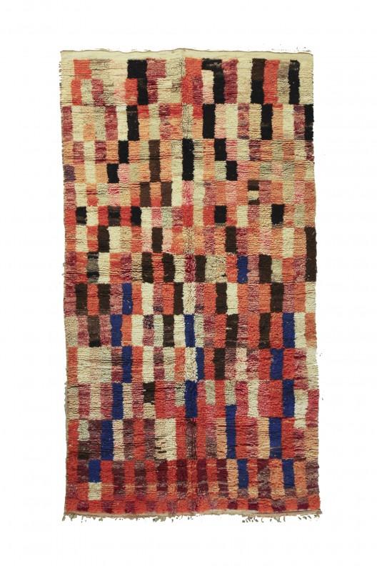 Tappeto Berbero Azilal - 260x145 cm - 102.362X57.0865 in