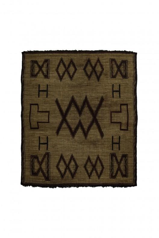 Stuoia Tuareg - 150X135 cm - 59.1X53.1 in