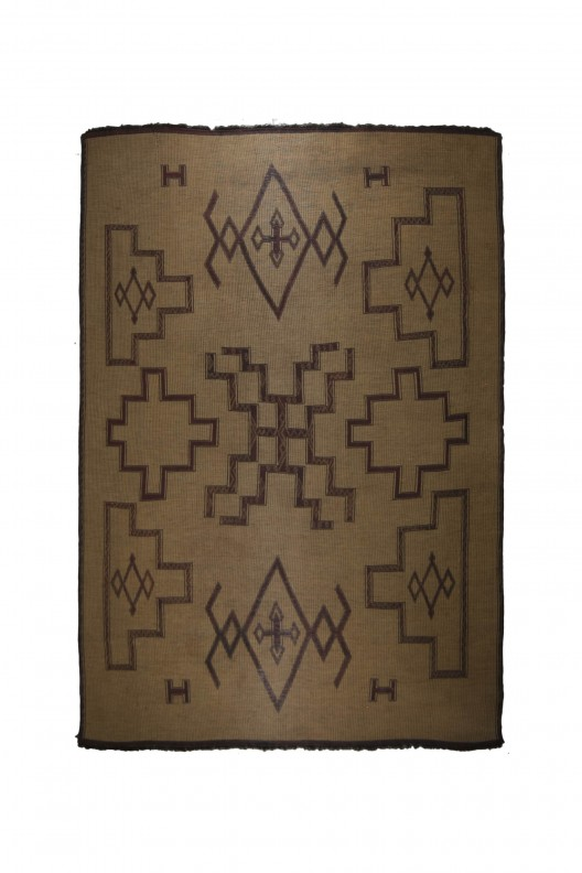 Stuoia Tuareg - 466X341 cm - 183.5X134.25in