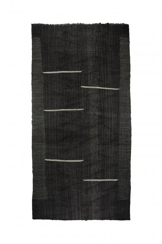 Tappeto Berbero Kilim - 413X223 cm - 162.6X87.8 in