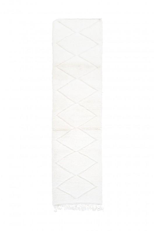 Tappeto Berbero Beni Ourain - 365x210 cm - 143.7X82.7 in