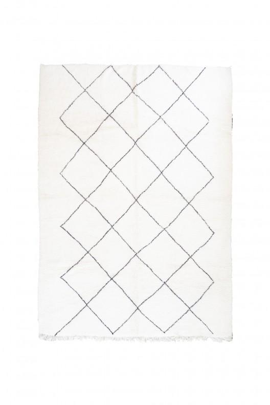 Tappeto Berbero Beniourain - 330X266 cm - 129.9X104.72 in