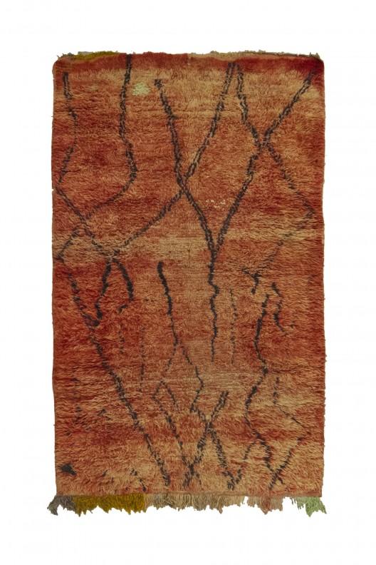 Tappeto Berbero Chichaoua - 230X140 cm - 90.6X55.1 in