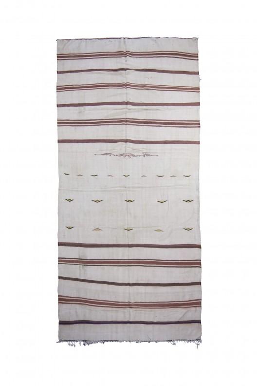 Tappeto Berbero Kilim - 369X182 cm - 145,3X71,6 in