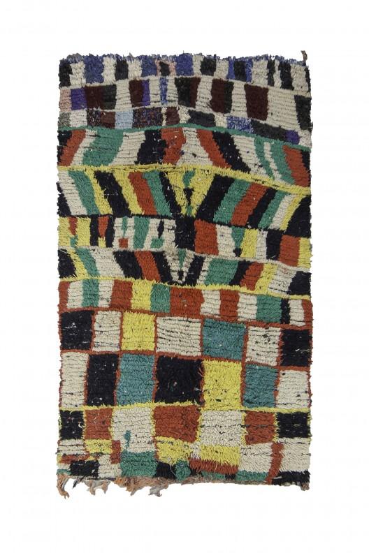 Tappeto Berbero Azilal - 213X145 cm - 83.8581X57.0865 in
