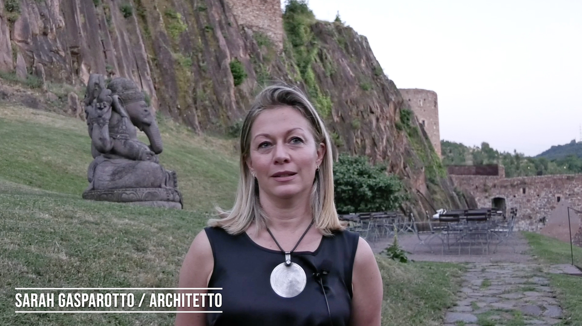 Video Afolki Castello Firmiano
