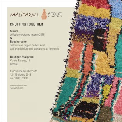 Firenze Boutique Malìparmi 12 – 1 Luglio 2018