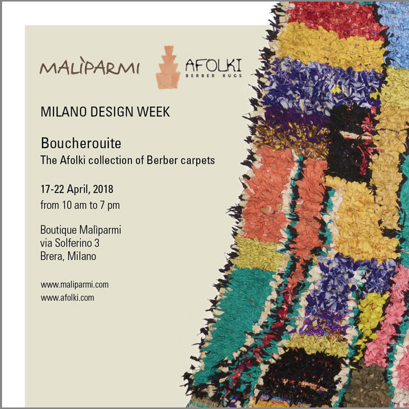 Milano Design Week - Boutique Malìparmi