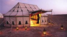 The Tuareg tent present in the film u201cLa Grande Bellezza di Sorrentinou201d hosted & Fairs - Afolki Berber Rugs